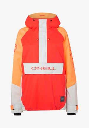 Snowboardjacke - red