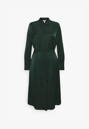 OBJEILEEN DRESS SEASONAL - Blusenkleid - scarab