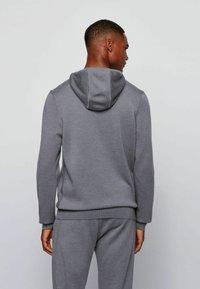 BOSS - Zip-up sweatshirt - grey - 2