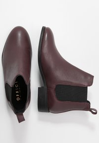 Office Wide Fit - BRAMBLE WIDE FIT - Ankle boots - oxblood - 3