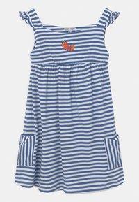 Lemon Beret - GIRLS  - Žerzejové šaty - blue yonder - 0