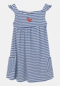 Lemon Beret - GIRLS  - Jersey dress - blue yonder - 0