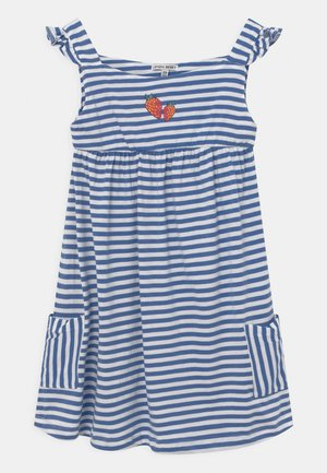 GIRLS  - Jersey dress - blue yonder