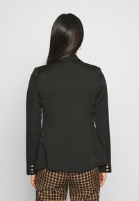 New Look - UTILITY BUTTON - Blazer - black - 2