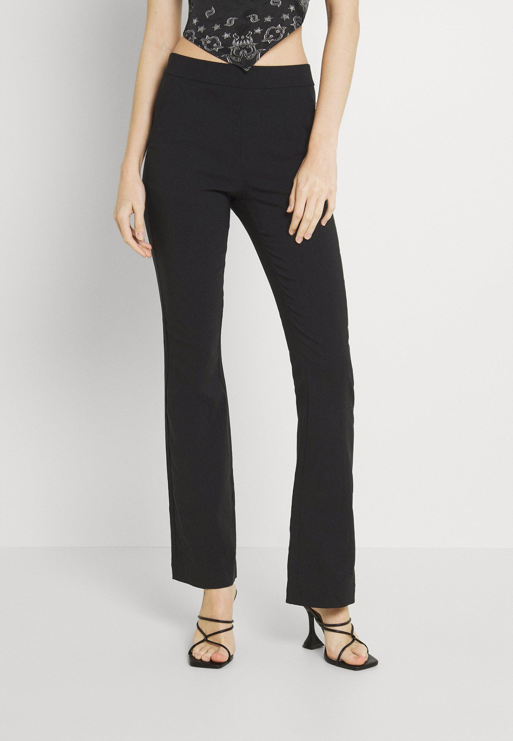 Women VMKAMMAKOMET FLARED PANT - Flared Jeans