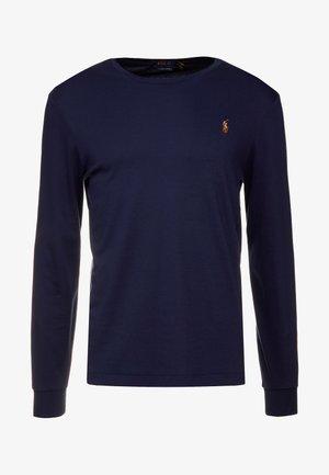 Langærmede T-shirts - french navy