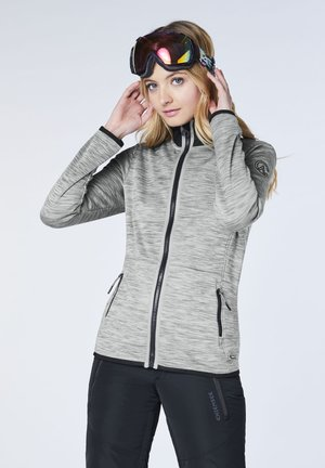 Fleece jacket - medi melang