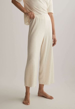 Pyjama bottoms - off white