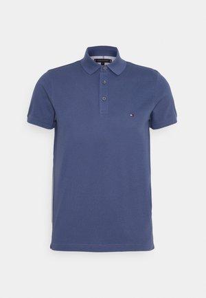 Polo shirt - faded indigo