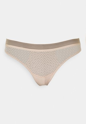MANHATTAN TANGA - Briefs - dune