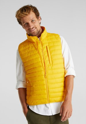 RECTHINS  - Waistcoat - yellow