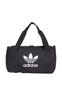 adidas Originals - ADICOLOR SHOULDER BAG - Holdall - black - 7