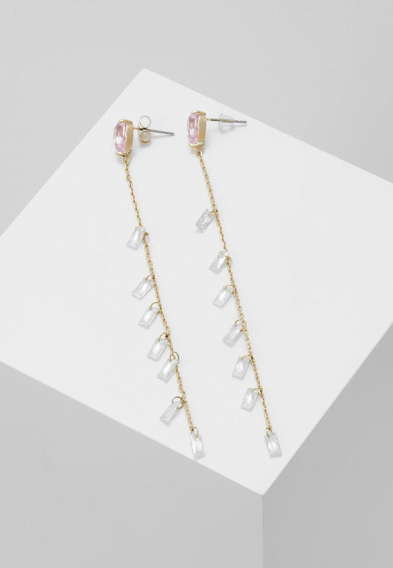 Leslii - Earrings - gold-coloured/rose