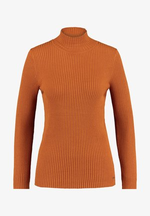KRISTA - Long sleeved top - earth