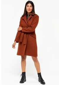 LolaLiza - WITH BELT - Trenchcoat - red - 1
