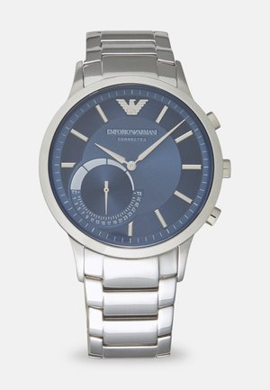 RENATO CONNECTED - Chronograph watch - silver-coloured/blue