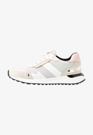 MONROE TRAINER - Sneakers basse - aluminum