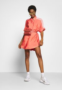 adidas Originals - DRESS - Shirt dress - trace scarlet - 1