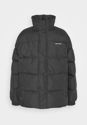 DANVILLE JACKET - Down jacket - cypress/black