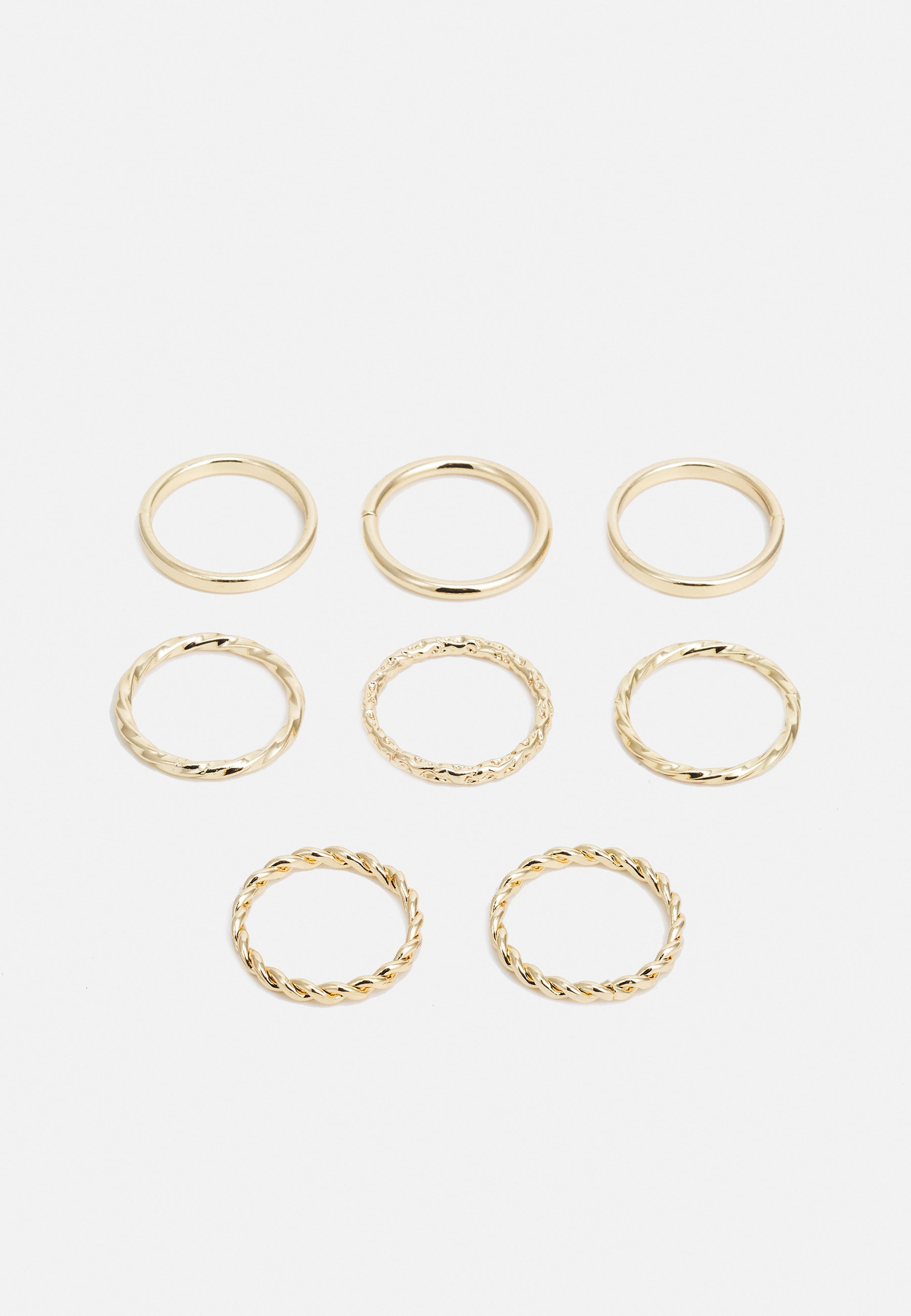 Mujer WIN TWIST STACKING 8 PACK - Anillo