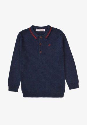 LONG SLEEVE  - Poloshirt - blue