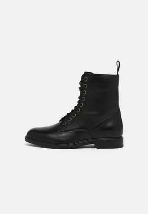POLO 4A - Lace-up ankle boots - black
