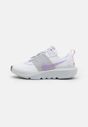 CRATER IMPACT - Tenisky - white/lilac/grey fog/pink foam