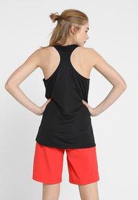 The North Face - WOMENS FLEX TANK - Sports shirt - black - 2