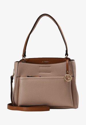 HOBO GENNY - Handbag - nude