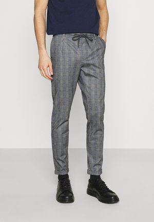 NEW EBERLEIN EXCLUSIV - Pantalon classique - grey