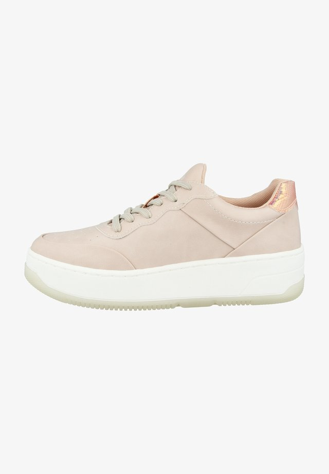 Baskets basses - light pink