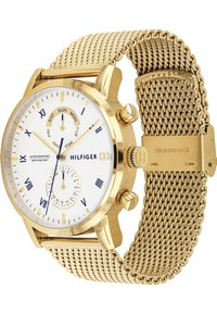Tommy Hilfiger - Chronograph watch - gold-coloured - 2