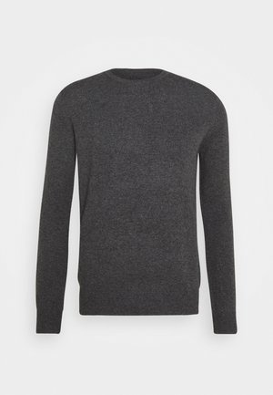 MEN CREW NECK - Jumper - graphite