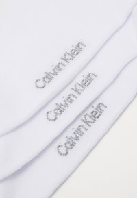 Calvin Klein Underwear - MEN LINER 3 PACK - Calzini - white - 2