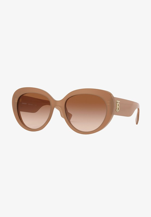 Sunglasses - light brown/brown shaded