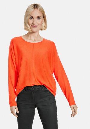 Sweatshirt - pumpkin