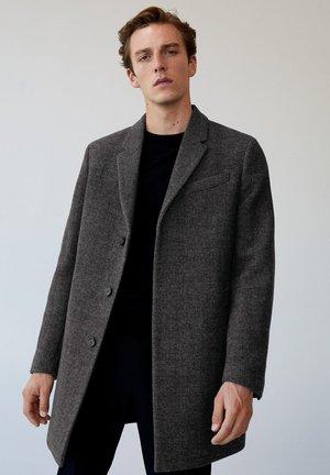 Short coat - donkergrijs