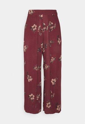 ZORRA WOMENS PANT - Beach accessory - auburn red