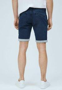Pepe Jeans - JAMES - Denim shorts - indigo blau - 2