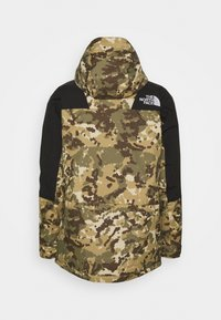 The North Face - LIGHT DRYVENT JACKET - Light jacket - burnt olive/green