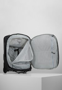 Osprey - CARRY ON  - Wheeled suitcase - black - 6