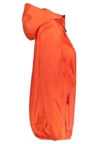 Meru - MIMIZAN - Waterproof jacket - orange - 3