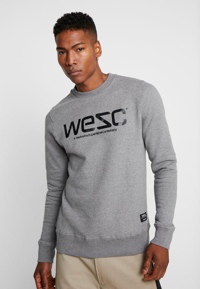 WESC - Mikina - grey