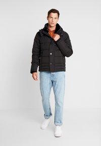 Strellson - NEWTOWN - Winter jacket - black - 1