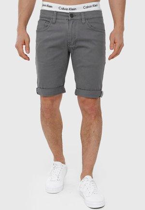 VILLEURBANNE - Short en jean - pewter
