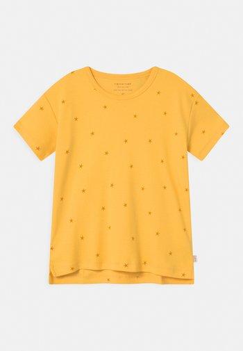 STARFISH UNISEX - Camiseta estampada - yellow