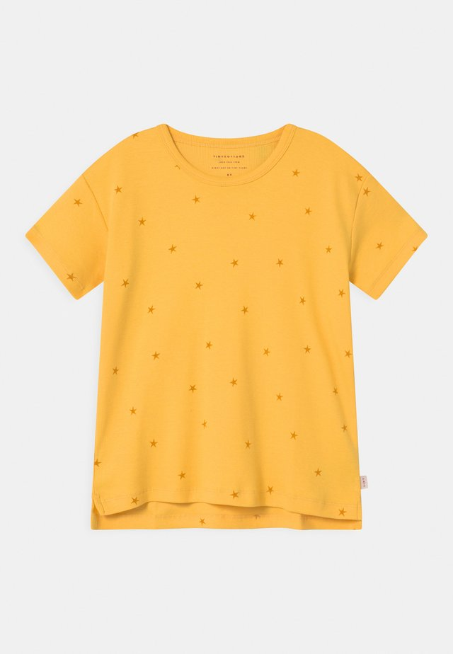 STARFISH UNISEX - Camiseta estampada - yellow