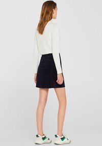 edc by Esprit - A-line skirt - navy - 2