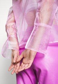 HOSBJERG - JASMINE - Skjortebluser - light pink - 4