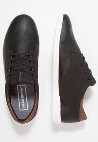 Jack & Jones - JFWJAMIE COMBO - Sneakersy niskie - anthracite - 1